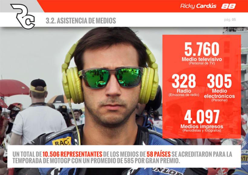 Ricky Cardús 2014 MotoGP rider 4
