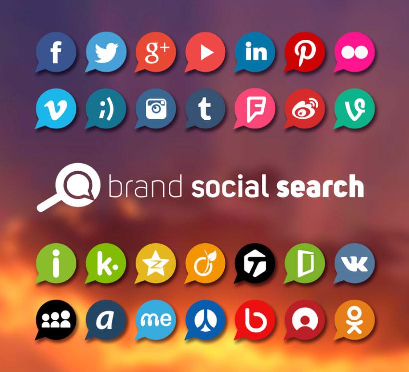 Brand Social Search 4