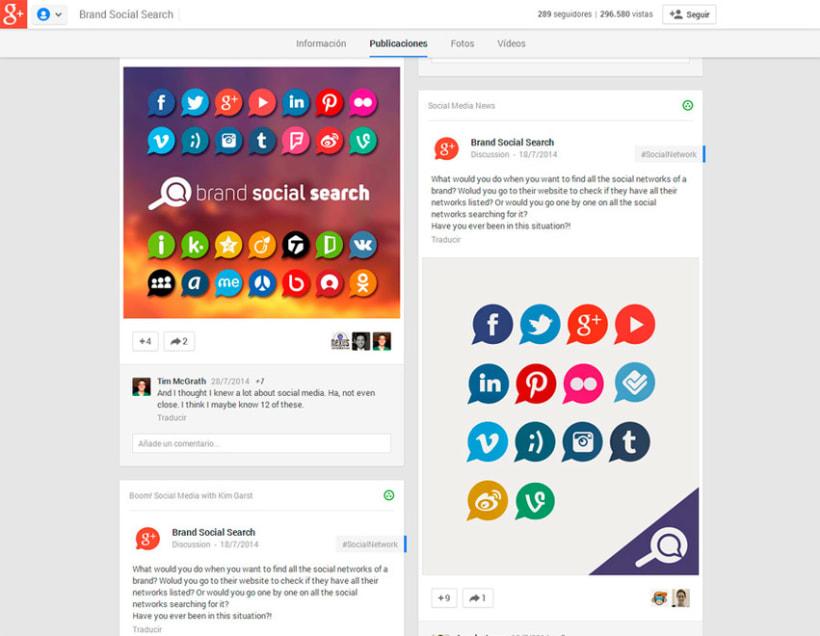 Brand Social Search 6