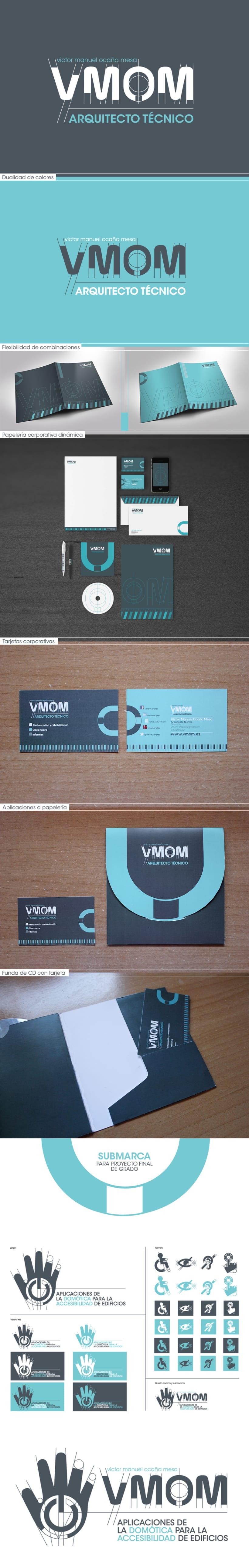 VMOM. Arquitecto Técnico / Building Surveyor -1