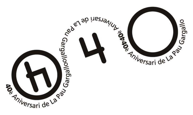40è Aniversari de la Pau Gargallo 0