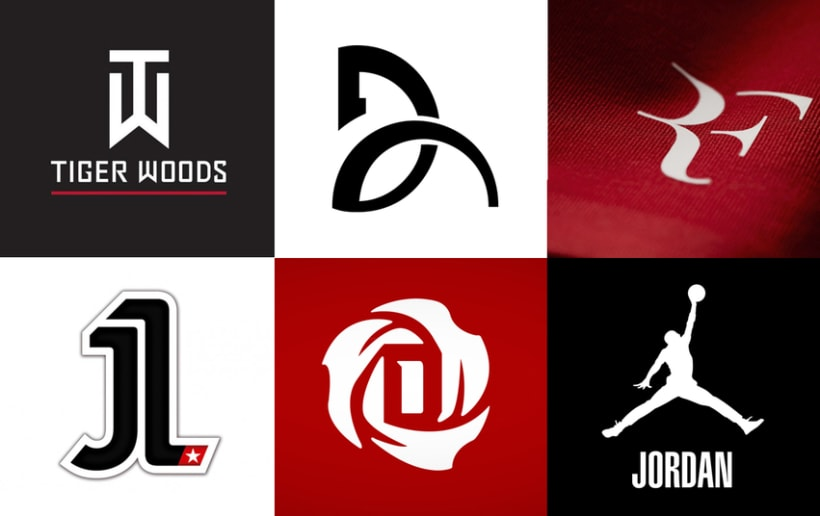 ¿Qué deportista tiene el mejor logotipo?  1
