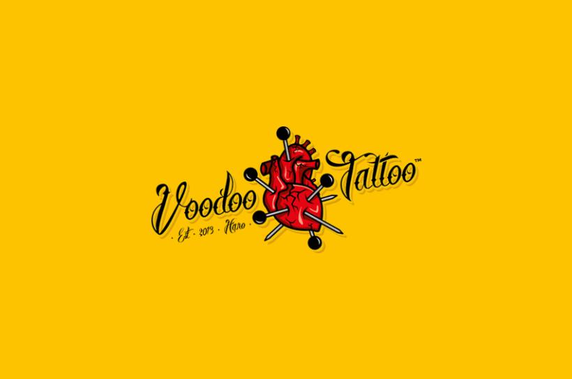 Imagen Corporativa de Voodoo Tattoo Haro 0