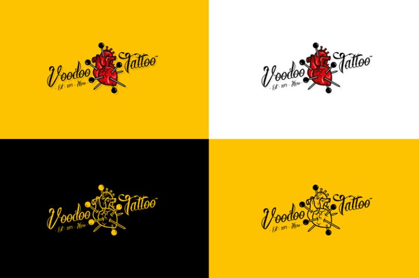 Imagen Corporativa de Voodoo Tattoo Haro 3