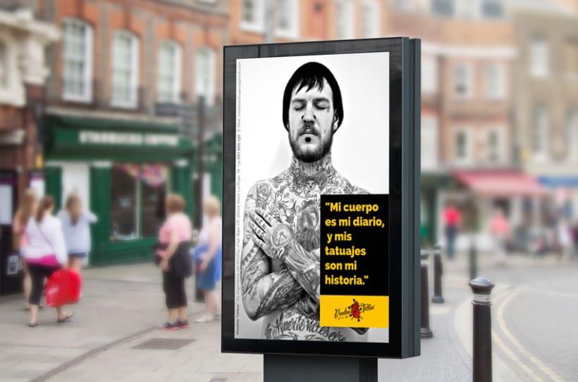 Imagen Corporativa de Voodoo Tattoo Haro 15