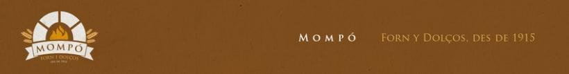 Mompó / Identidad Corporativa 0