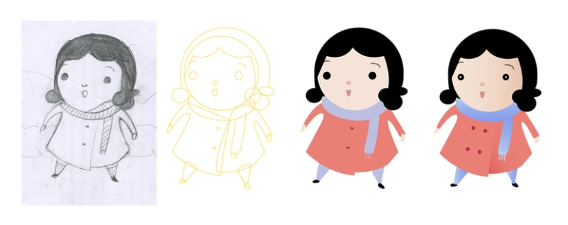 "Cuento infantil interactivo ""El Gigante Egoísta"" 3"