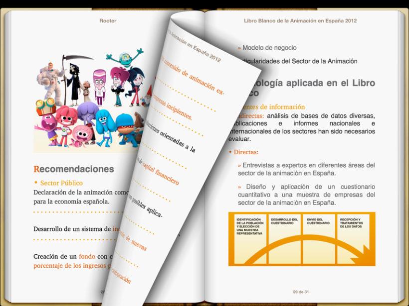 """Epub 2.0 """"Libro blanco del sector de la animación en España 2012"""" 8"""