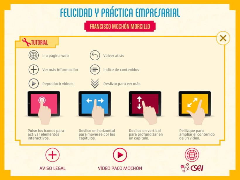 """Libro interactivo """"Felicidad y Práctica Empresarial"""" 17"""