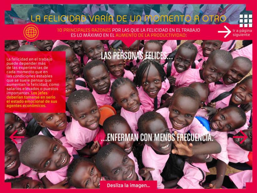 """Libro interactivo """"Felicidad y Práctica Empresarial"""" 32"""