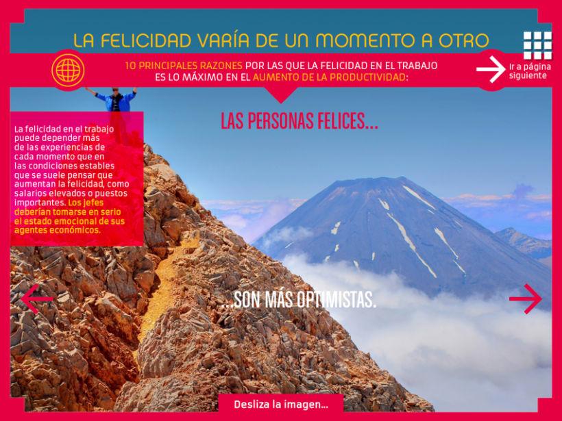 """Libro interactivo """"Felicidad y Práctica Empresarial"""" 33"""