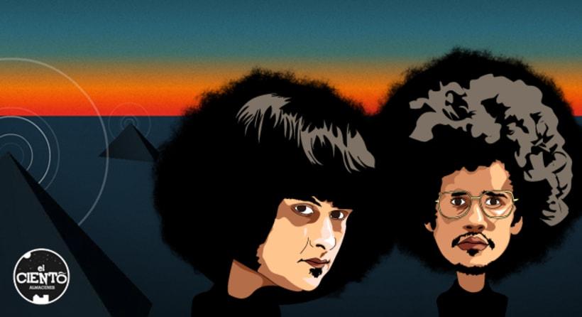 The Mars Volta para Más Truenos -1