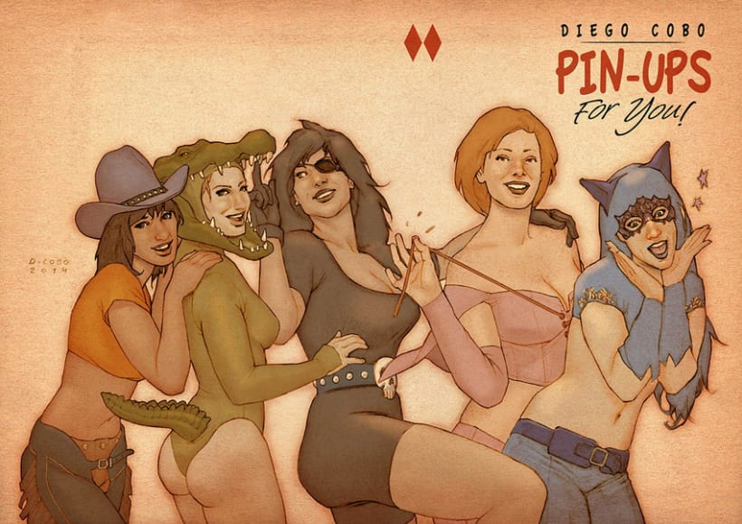 Pin-Ups for You! 0