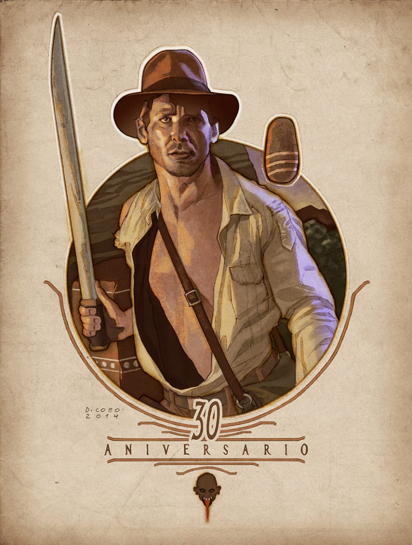 Indiana Jones and the Temple of Doom 30th Anniversary 0
