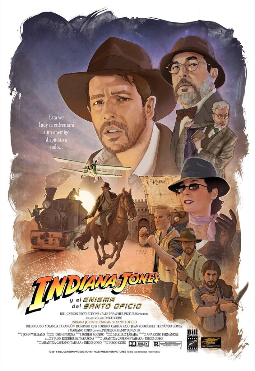 Indiana Jones y el Enigma del Santo Oficio - vimeo.com/94508615 -1