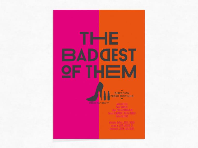 """La más mala de todas """"THE BADDEST OF THEM"""" 1"""