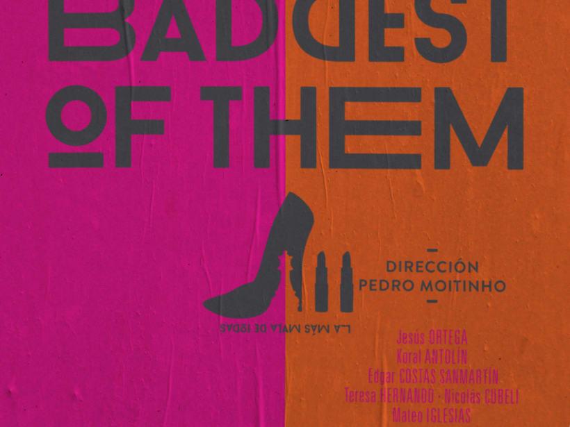 """La más mala de todas """"THE BADDEST OF THEM"""" 3"""