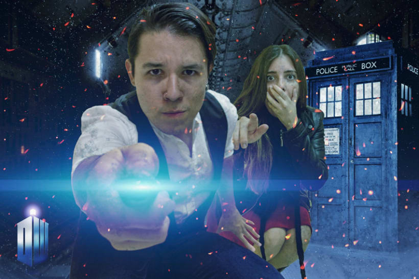 Doctor Who -1
