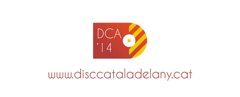 Logo Disc Català de l'Any 3