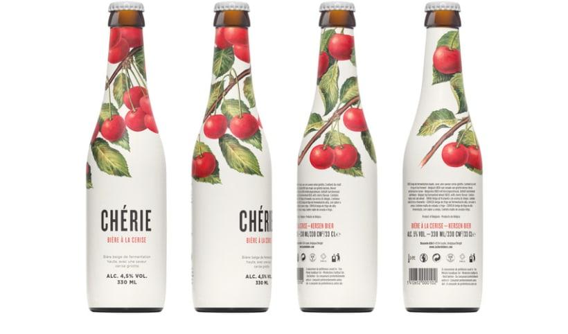 Cerveza Chérie 1