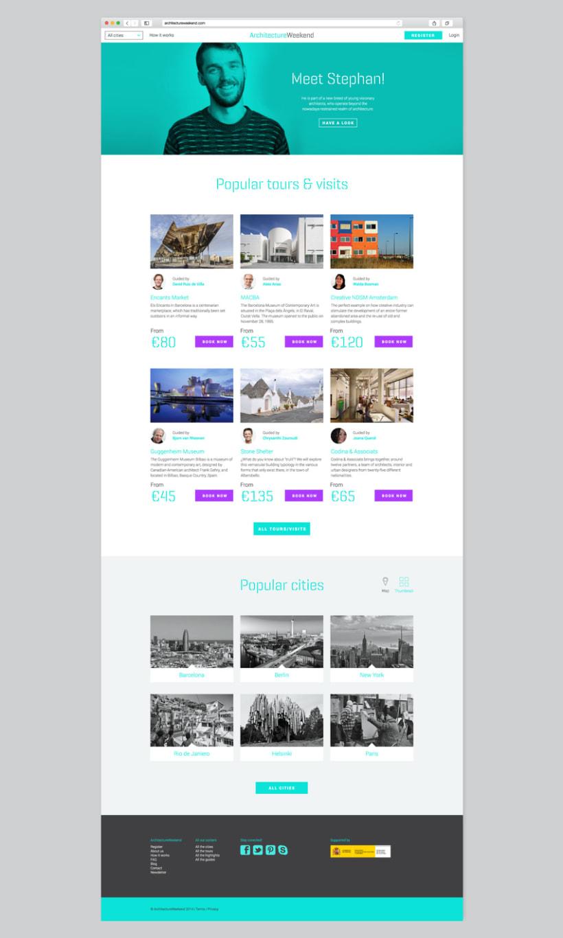 ArchitectureWeekend 1