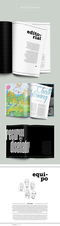Revista PANGRAMA 1