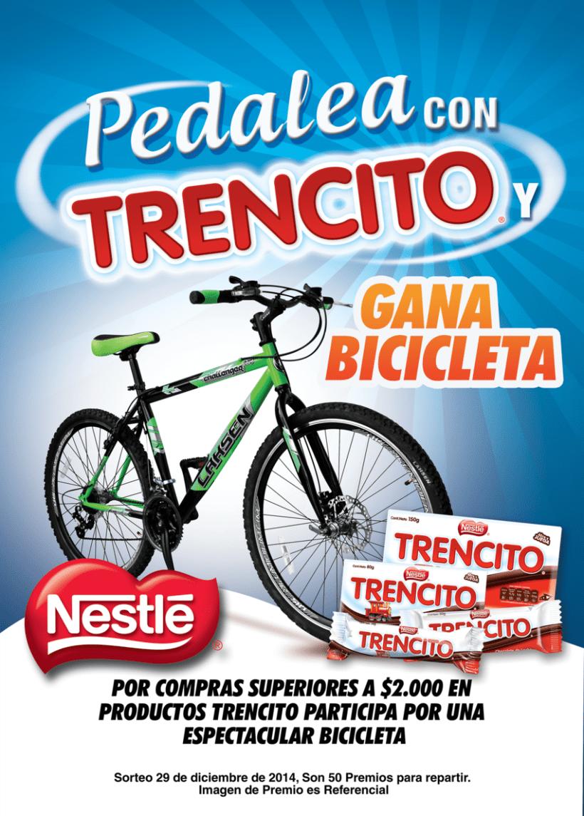 Pedalea con Trencito Nestle -1