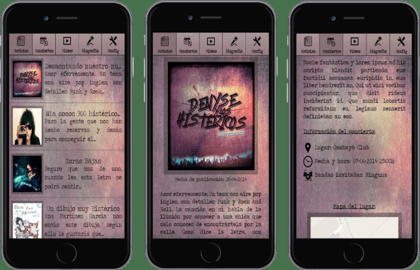 Aplicación de movilidad (Adobe Flex Mobile) 0