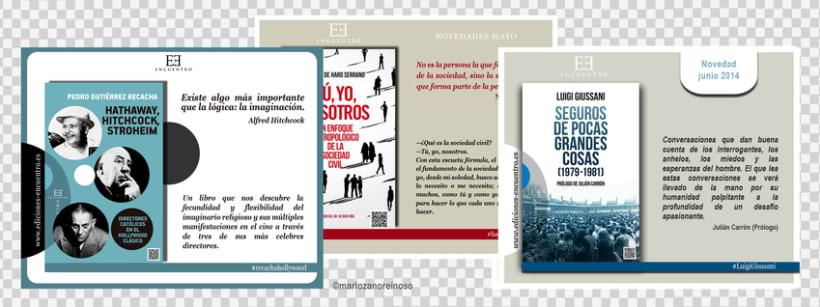 Diseños para Editorial 3