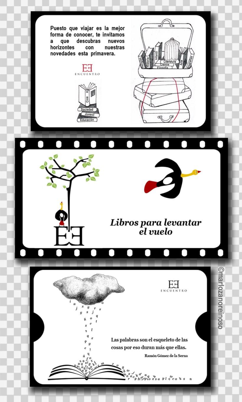 Diseños para Editorial 7