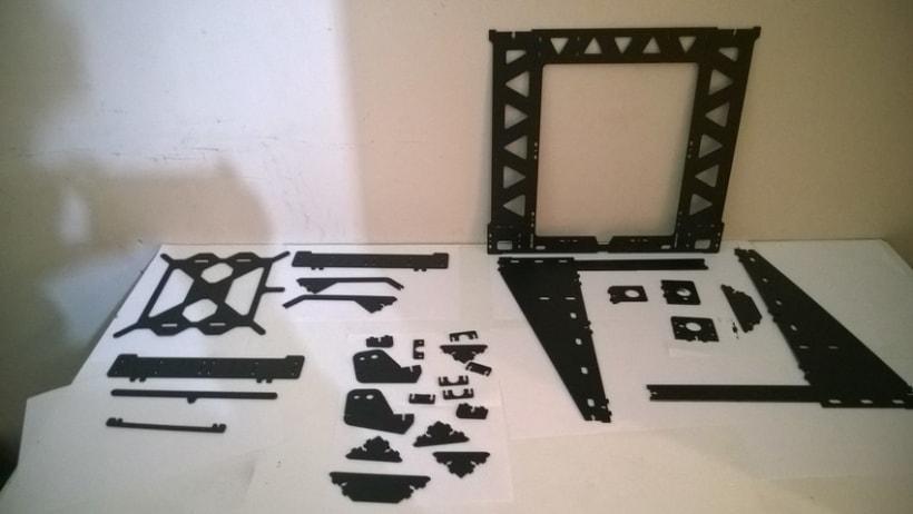 Construïnt una Impressora 3d 8