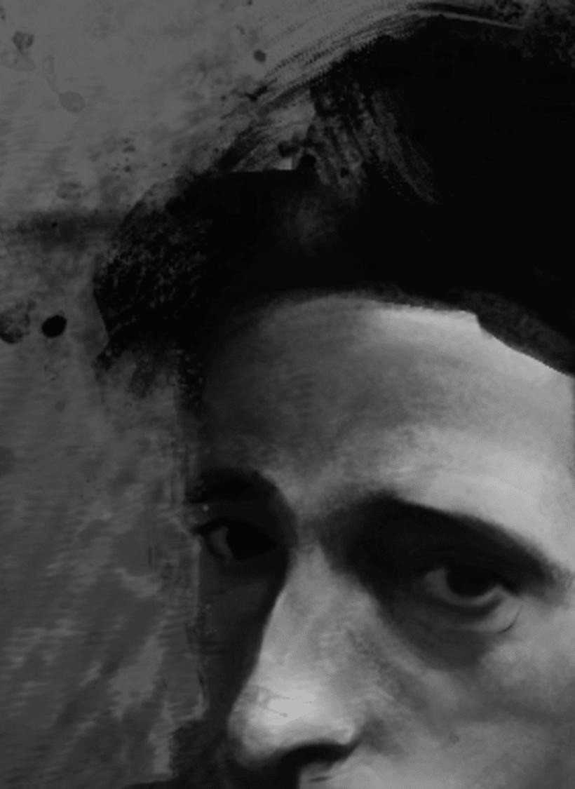 Portrait study - Adrien 2