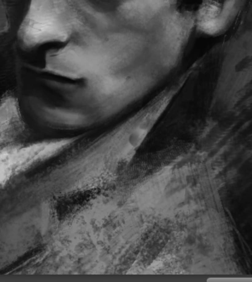 Portrait study - Adrien 3