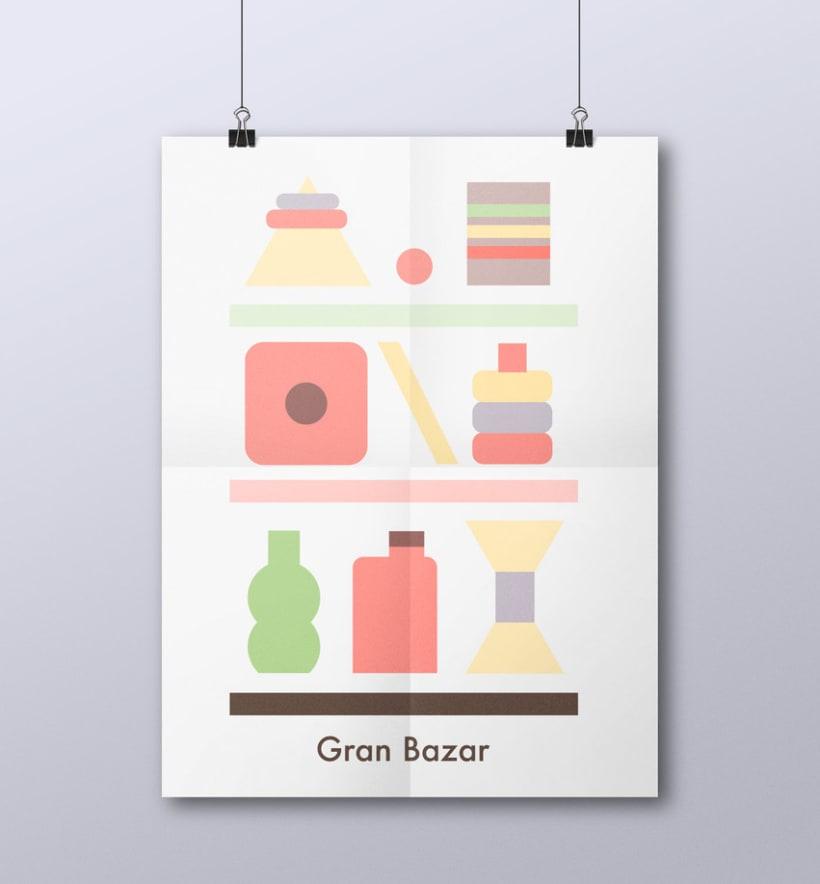 Gran Bazar Poster 1