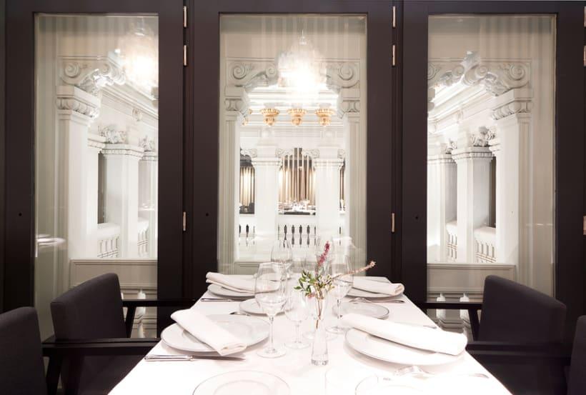Palacio Cibeles restaurantes - Madrid, 2011 1