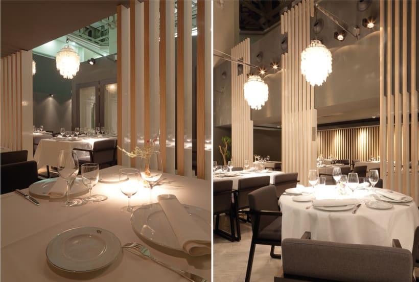 Palacio Cibeles restaurantes - Madrid, 2011 2