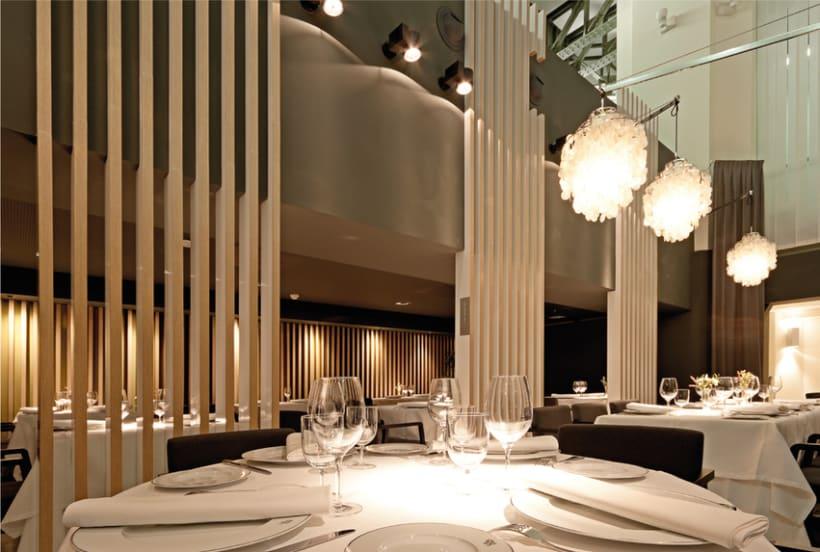 Palacio Cibeles restaurantes - Madrid, 2011 3