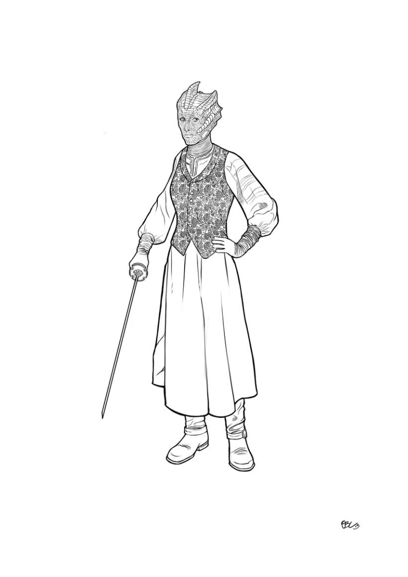 Madame Vastra 2