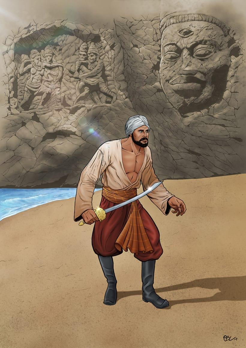 The Golden Voyage of Sinbad 1