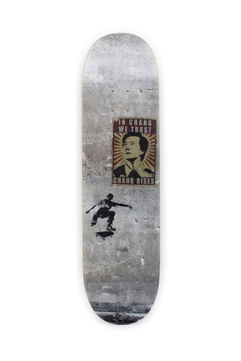 Skate NOMAD 0