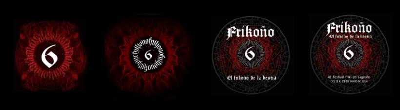 """Frikoño 6 - """"El Frikoño de la Bestia"""" 5"""