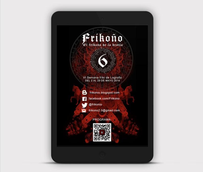 """Frikoño 6 - """"El Frikoño de la Bestia"""" 9"""