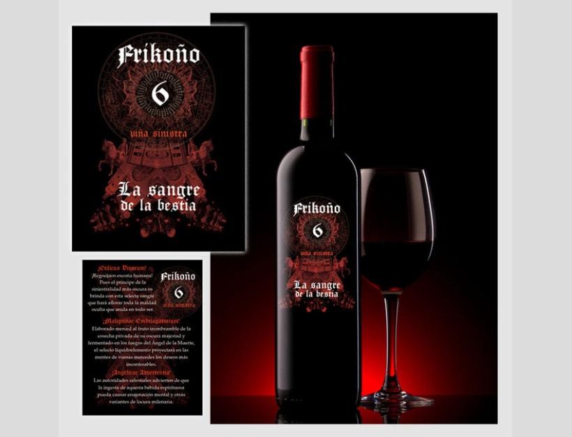 """Frikoño 6 - """"El Frikoño de la Bestia"""" 13"""