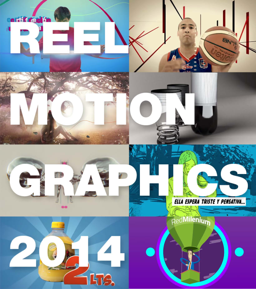 Reel Motion Graphics 2014 0