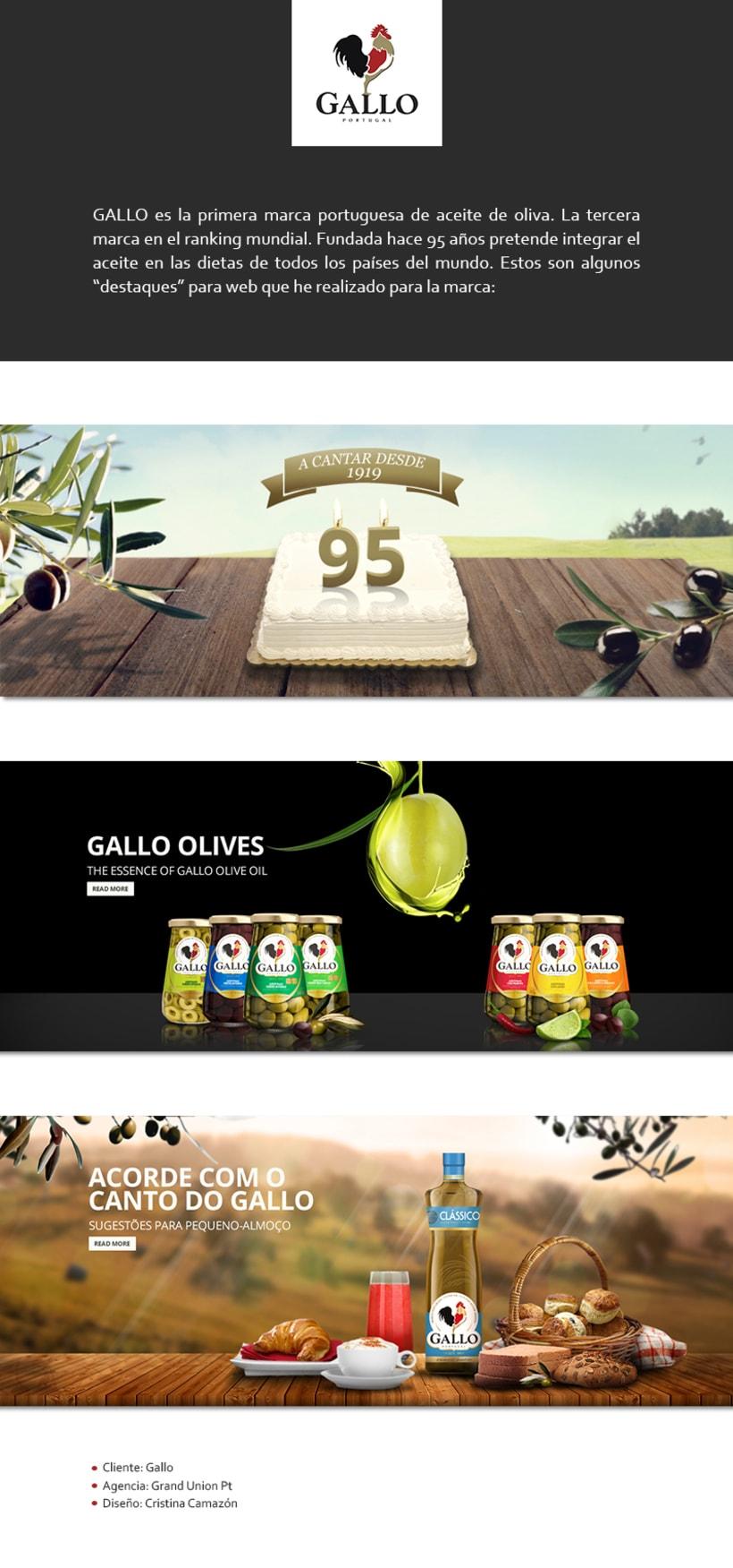 Gráficas Web Gallo 0
