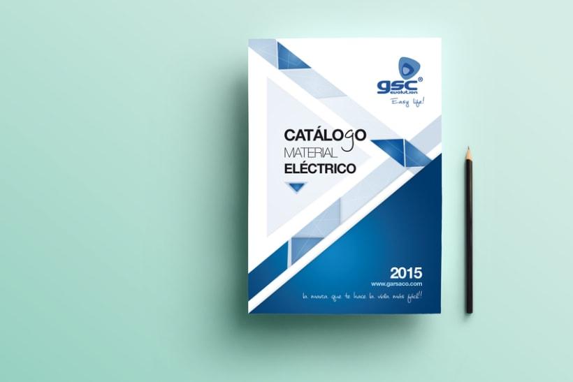 Catálogo GSC -1