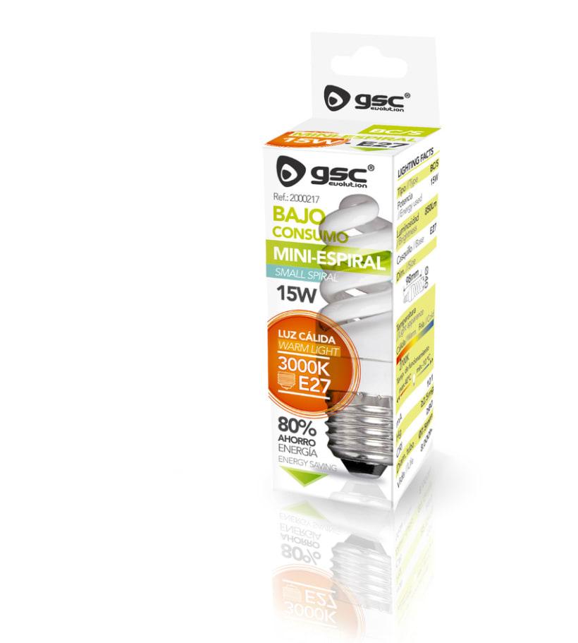 Packaging Bajo Consumo GSC -1