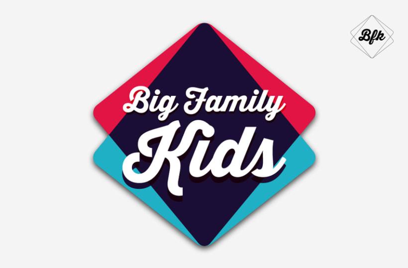 Big Family Kids -1
