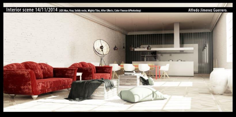 Interior scene 1