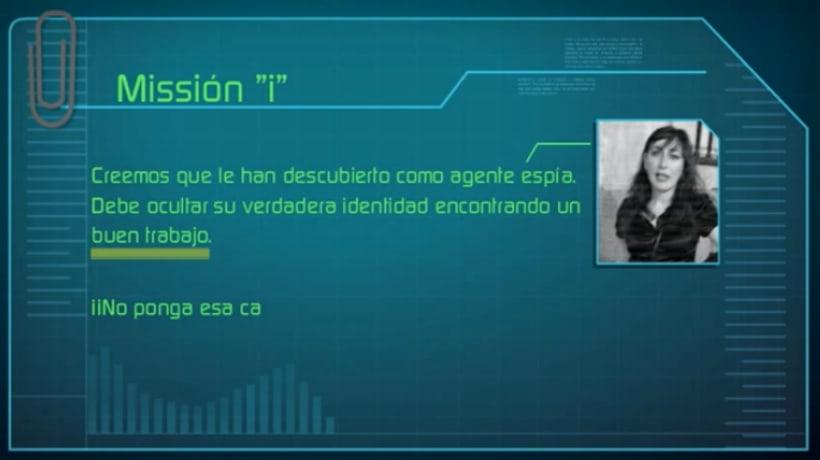 """misión """"i"""" 0"""
